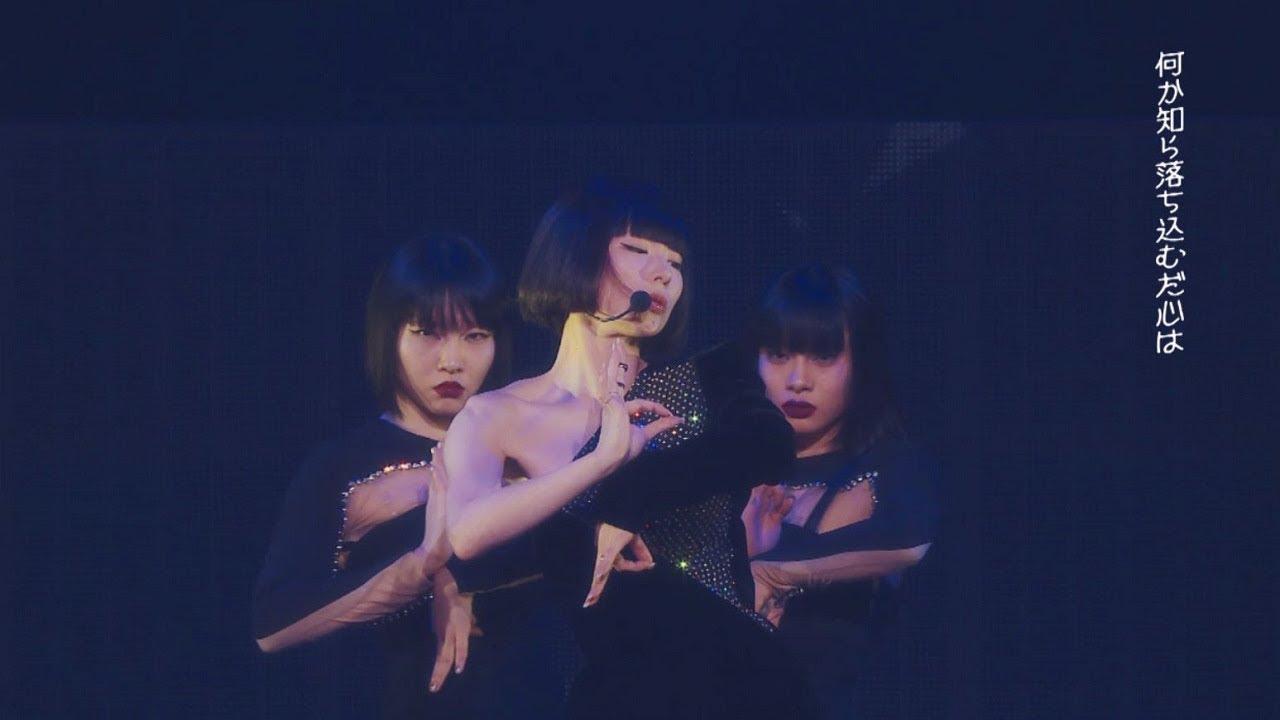 ダンサー 椎名 林檎 バック