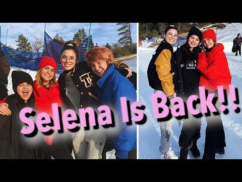 Selena Gomez Hits The Slopes After Completing Mental Health Treatment Mp3