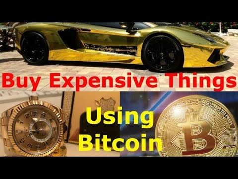 Buying Expensive Things With Bitcoin Today? Lamborghini Or Pay For Flights And Hotels With Bitcoin.