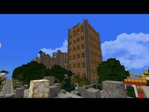 minecraft bau ideen 2013 - youtube