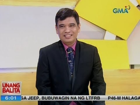 UB: Panayam kay Prof. Danilo Arao, associate professor of journalism, UP Diliman