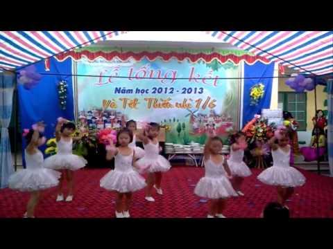 Tập 2 - Lễ Tổng Kết Năm Học - Vui Tết Thiếu Nhi 1/ 6 * 2012 - 2013