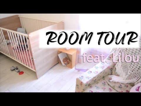👧 LILOU VOUS INVITE DANS SON UNIVERS 👧 :::::: ROOM TOUR