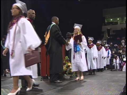 2014 Booker T. Washington High School Graduation