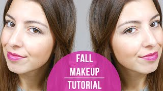 Maquillage pour l'automne / Fall makeup tutorial Thumbnail