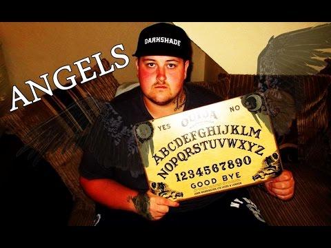 Ouija Board Episode 1 - Talking To Angels Through Ouija