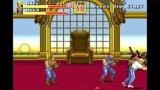 Streets Of Rage 2 (Dreamcast Smash Pack) - Walkthrough [5/5]