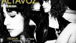 Daniela Herrero - Juntos a la par (Altavoz) Re-Edición 2011 [28-ABRIL EN VIVO ND ATENEO]