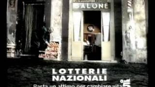Spot Gratta e vinci - Lotterie Nazionali - 1998