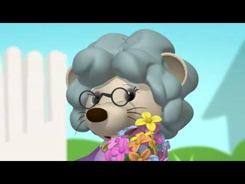 Mrs Rat Takes Over - Bananas In Pyjamas Full Episode - Puddle Jumper Children's Animation
