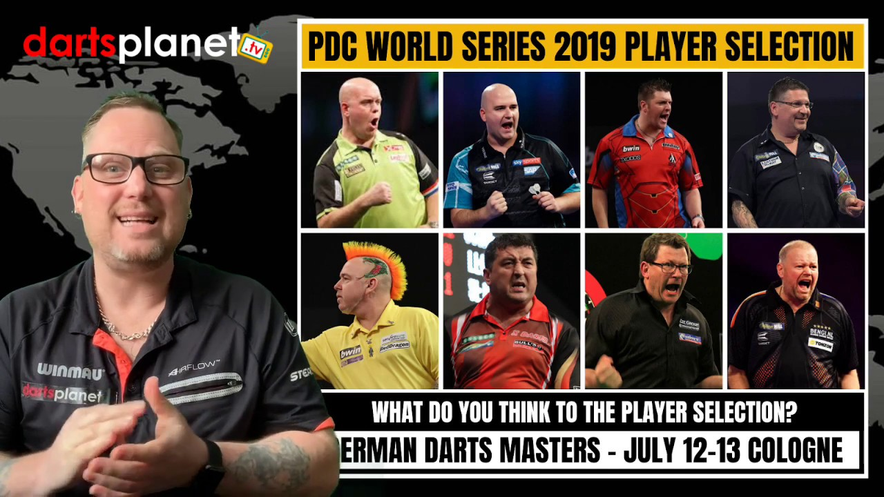 Dart World Series