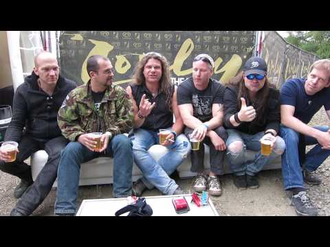 Wizard Interview - Metalfest Loreley 2014