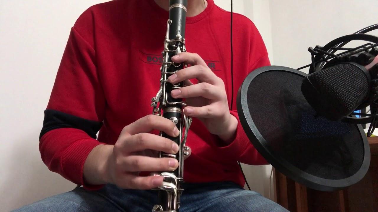 Tutorial Clarinet - Striga cu mine te iubesc - Vali Vijelie