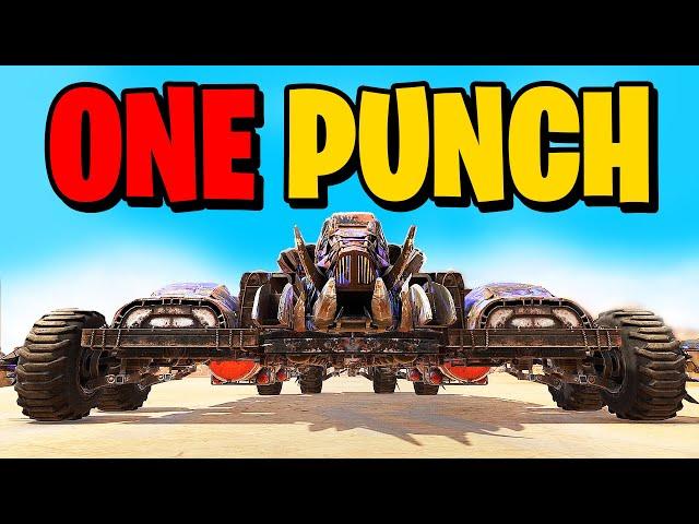 Crossout - Hilarious ONE PUNCH Builds - RAM Builds