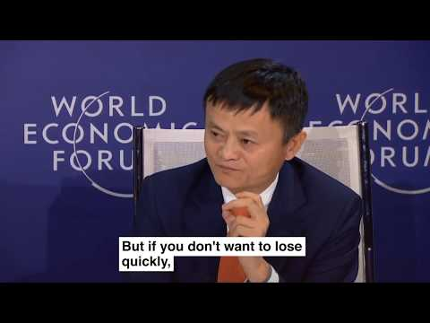"Jack Ma: ""I believe if a person wants to be successful, they should have a high EQ."""