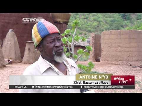 Togo's Tamberma Valley is a unique cultural landscape