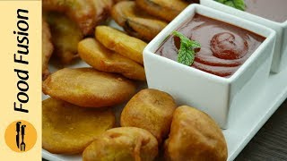 How to make a Pakora Platter 7 in 1 recipe - Food Fusion