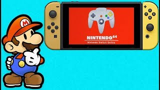 20 Best N64 Gaṁes For Nintendo Switch Online!