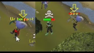 Download lagu Dance Artist osrs PK Vid 6Dexteritypure dancing sliding delay hunters crossbow MP3