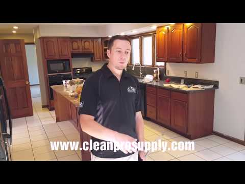 Basics of How To Professionally Clean Tile and Grout