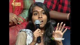Neeya Naana | நீயா நானா 01/24/16