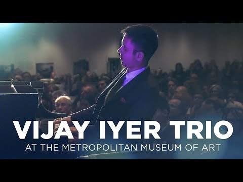 Vijay Iyer Trio At Metropolitan Museum of Art