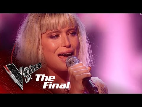 Molly Hocking's 'I'll Never Love Again' | The Final | The Voice UK 2019