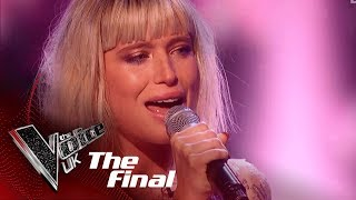 Molly Hocking's 'I'll Never Love Again' | The Final | The Voice UK 2019 Video