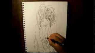 How to Draw Challenge - Amu Hinamori