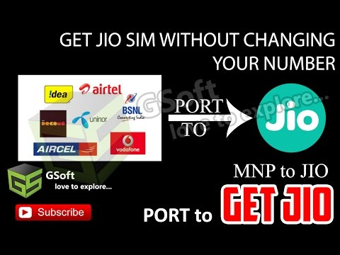 port to jio from any network operator | free & easily [hindi] -PChaCKs#15