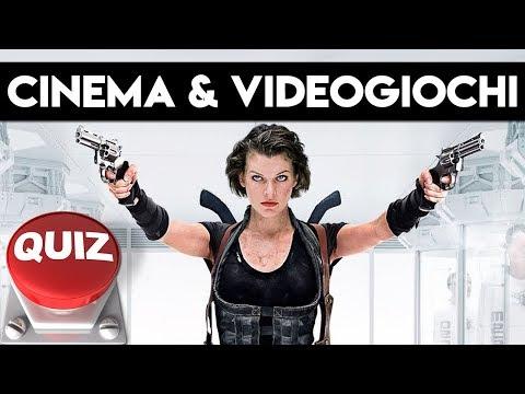 QUANTO NE SAI SU VIDEOGIOCHI E CINEMA?