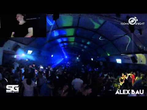 ALEX BAU 17/05/2015 - TECHNO NIGHT LIVE: ANIVERSARIO STATION GROUP - PARADISE PEREIRA (COL)