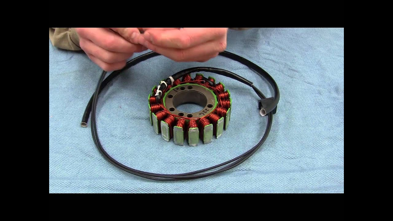 How To Replace Stator Connector And Grommet Proper Crimping Honda 1100 Custom Wiring Harness Techniques