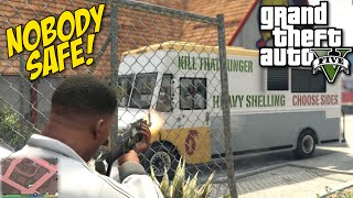 CAUSING CHAOS ON THEY ASS! [pause] [GTA 5] thumbnail