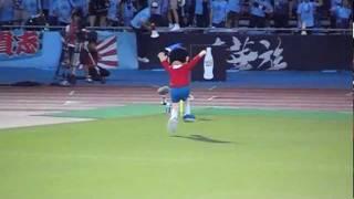 2011年J1リーグ第3節 vs福岡(@等々力陸上競技場) 2011年9月3日(土)...