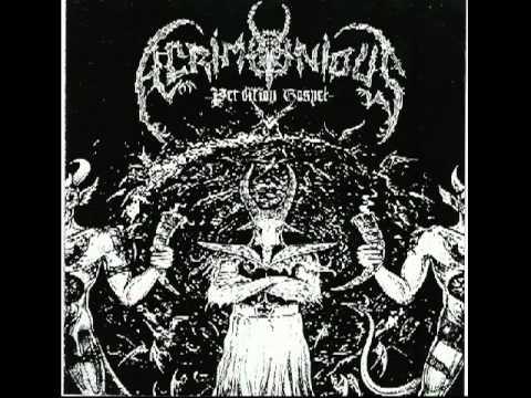 Acrimonious - Perdition Gospel