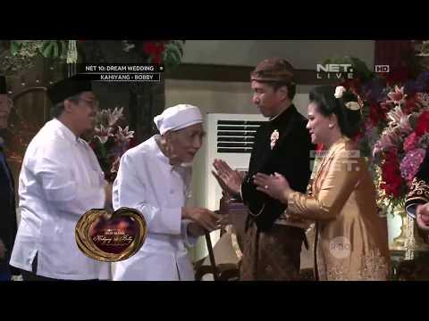 Tokoh Bangsa Hadiri Pernikahan Kahiyang dan Bobby - NET10