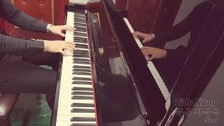 이걸 3분만에 만들어? 피아노 즉흥자작곡 No.1