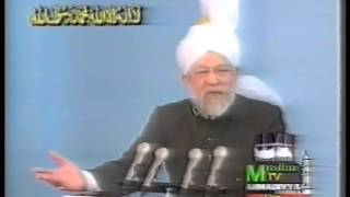 Friday Sermon 2 April 1993