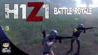 DONSUZLAR ! | H1Z1 Battle Royale Maceraları ( w/Oyunportal )