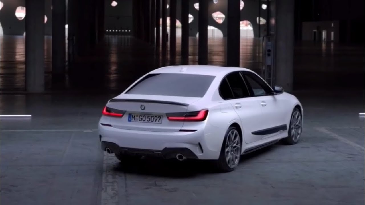 2019 Bmw 3 Series M Performance Parts New3series G20 Youtube