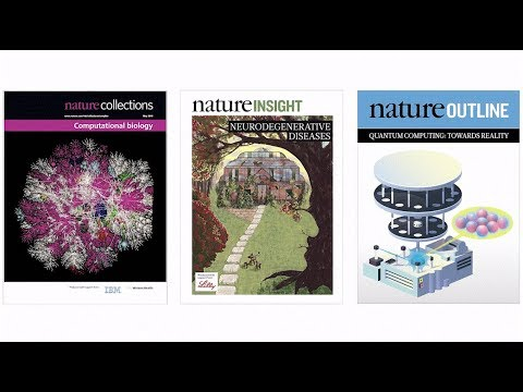 Raise your visibility in science with Nature Research