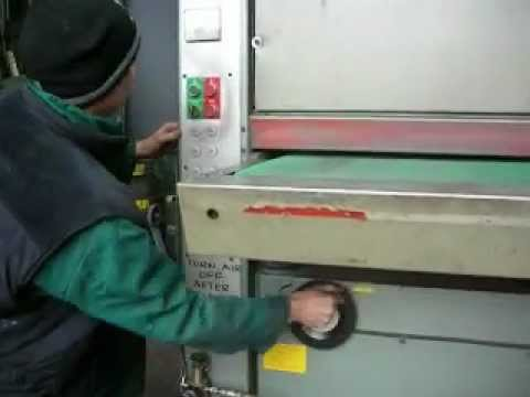 Nobilla Machine Tools Ellesco Grinding Demo Youtube