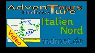 Adventure Tour Italien Nord mit BMW 1200 GS