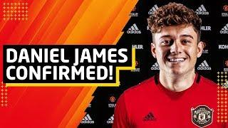 Why I'd Sell De Gea!   Daniel James Confirmed   Man Utd Transfer Talk