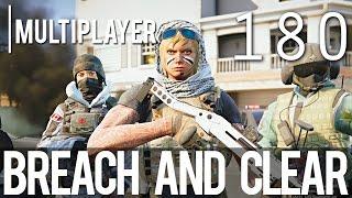 [180] Breach and Clear (Let's Play Tom Clancy's Rainbow Six: Siege PC w/ GaLm)