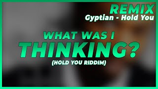 Manny - What Was I Thinking [Hold Yuh Riddim]