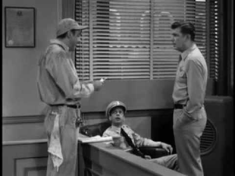 Image result for andy griffith sawdust in transmission