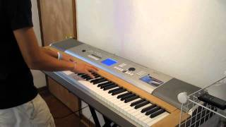 Matthew West - My Own Little World (HD Studio Piano Cover)