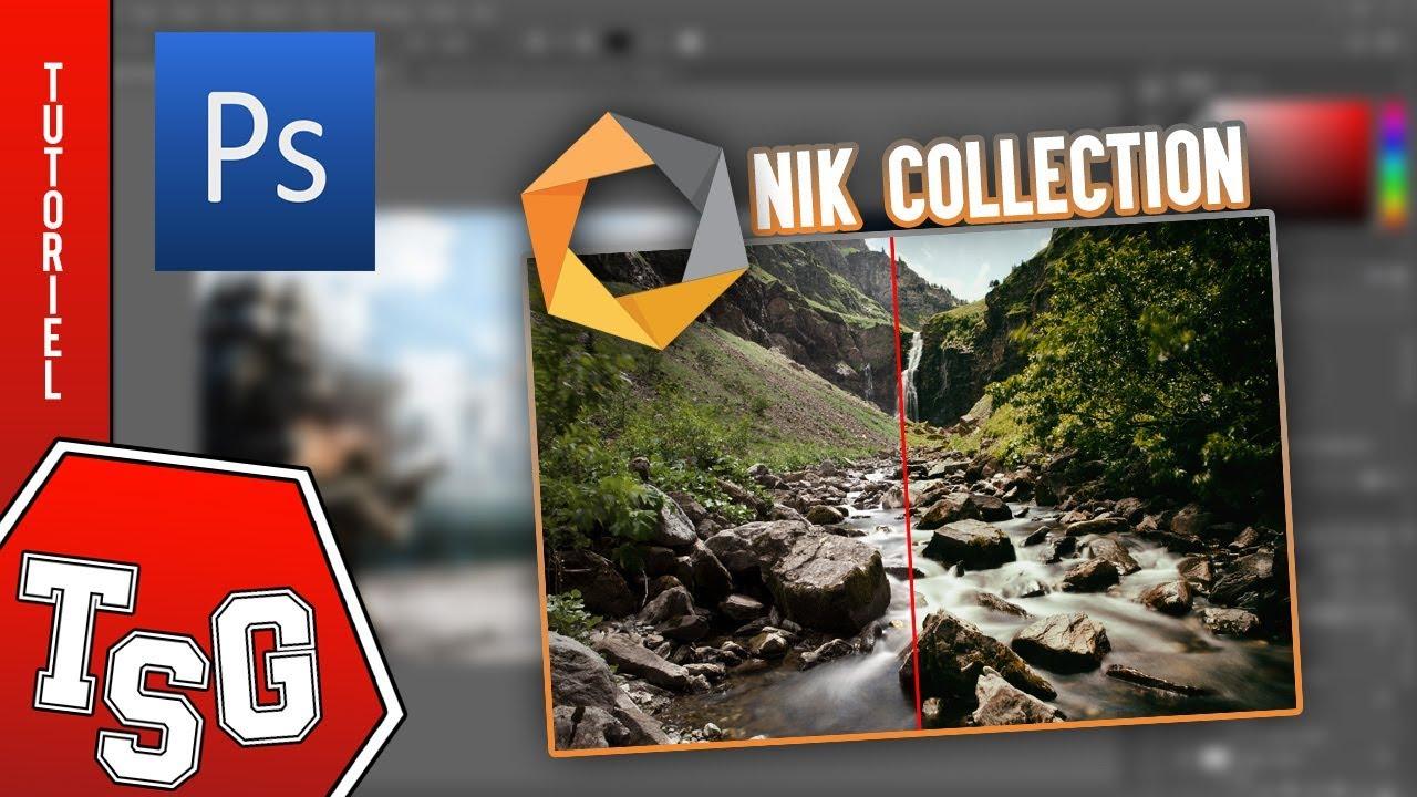 Tutoriel Photoshop | Installer/Utiliser les plugins de la Nik Collection